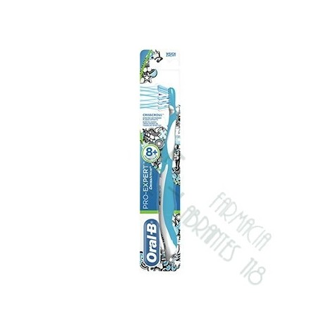 CEPILLO DENTAL INFANTIL ORAL-B PRO-EXPERT CROSS ACTION