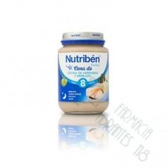 NUTRIBEN CREMA VERDURA CON MERLUZA POTITO CENA JUNIOR 200 G