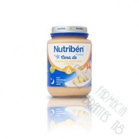 NUTRIBEN CREMA VERDURA CON PAVO POTITO CENA JUNIOR 200 G
