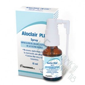 ALOCLAIR SPRAY PLUS 15 ML