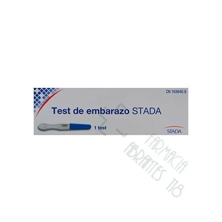 TEST DE EMBARAZO STADA 1 TIRA