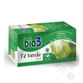 BIO3 TE VERDE ECOLOGICO 1.8 G 25 FILTROS