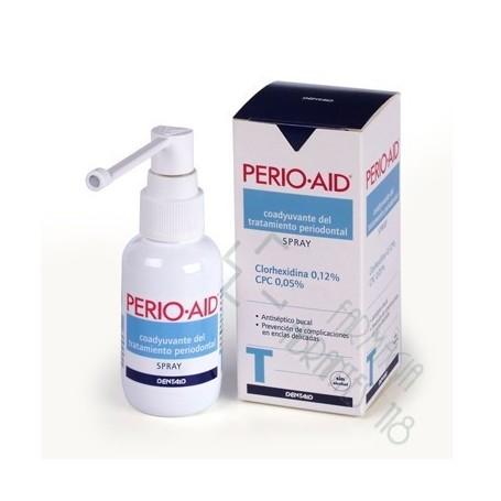 PERIO AID TRATAMIENTO SPRAY 50 ML