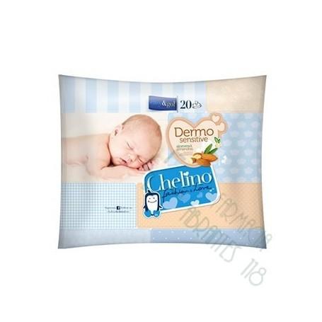 CHELINO FASHION & LOVE TOALLITAS INFANTILES 20 TOALLITAS