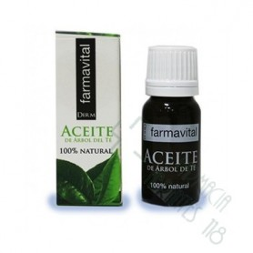 FARMAVITAL DERM ACEITE ARBOL DEL TE 10 ML