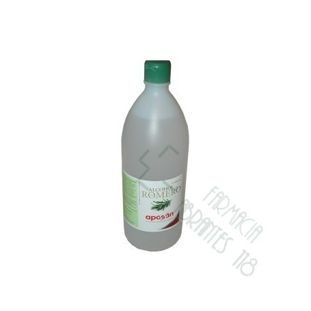 ALCOHOL DE ROMERO APOSAN 1000 ML