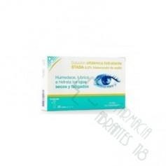 Stada Solucion Ocular 0,2% Acido Hialuronico 20 viales de 0,5ml