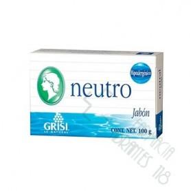 DERMOJABON NEUTRO GRISI 100 G