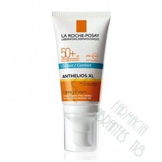 ANTHELIOS XL 50+ CREMA 50 ML SIN PERFUME