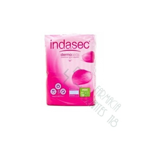 COMPRESA PERDIDAS LEVES INDASEC MINI 22 U