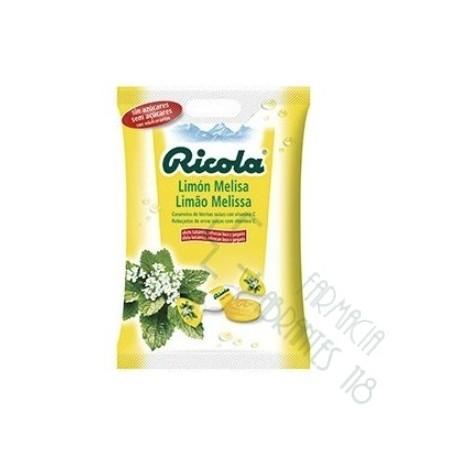 RICOLA CARAMELOS SIN AZUCAR LIMON BOLSA 70 G