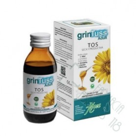 GRINTUSS JARABE CON POLIRESIN ADULTOS 180 ML