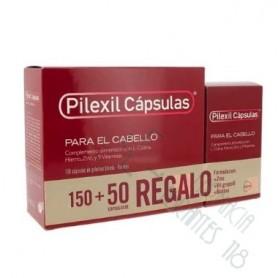 PILEXIL ANTICAIDA 150 CAPS + 50 CAPSULAS
