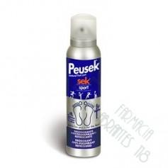 PEUSEK SEK SPORT SPRAY DESODORANTE PIES 150 ML