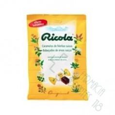 RICOLA CARAMELOS SIN AZUCAR HIERBAS - CARAMELO 70 G
