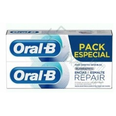 DUPLO ORAL-B REPAIR 2X125 ML