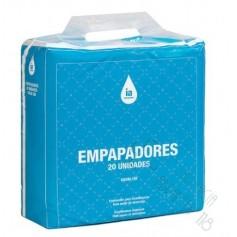 EMPAPADOR DE CAMA INTERAPOTHEK 60 X 90 20 U