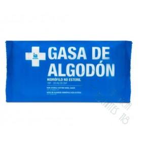 GASA ALGODON HIDROFILO NO ESTERIL INTERAPOTHEK 1/2 M2