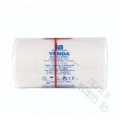 VENDA DE MALLA HIDROFILA INTERAPOTHEK 10 X 10 CM