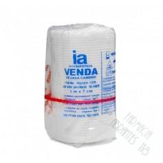 VENDA DE MALLA HIDROFILA INTERAPOTHEK 5 X 7 CM