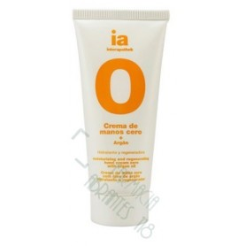 INTERAPOTHEK CREMA DE MANOS CERO+ ARGAN 100 ML