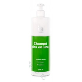 INTERAPOTHEK CHAMPU 2 EN 1 400 ML