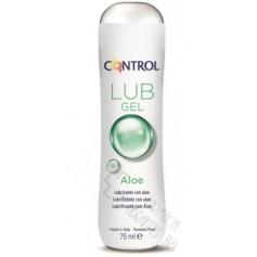 CONTROL LUBRICANTE ALOE 75 ML.