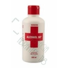 HERIDINE ALCOHOL 96 º 250 ML