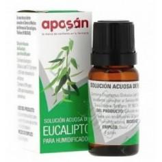 APOSAN SOLUCION ACUOSA EUCALIPTO HUMIDIFICADOR 10 ML