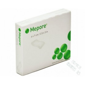 MEPORE APOSITO ESTERIL 6 X 7 CM 10 U