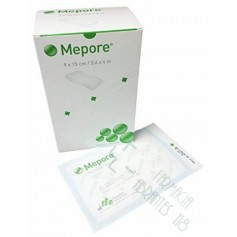MEPORE APOSITO ESTERIL 9 X 15 CM 10 U