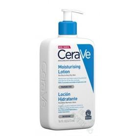 CERAVE LOCION HIDRATANTE 1 ENVASE 473 ml