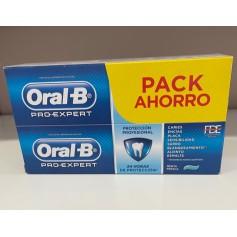ORAL-B PRO EXPERT MULTI PROTECCION PASTA DENTAL PACK 125 ML 2 U