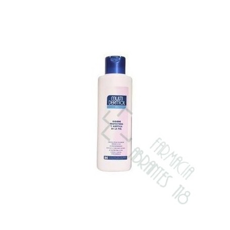 MULTIDERMOL GEL 750 ML