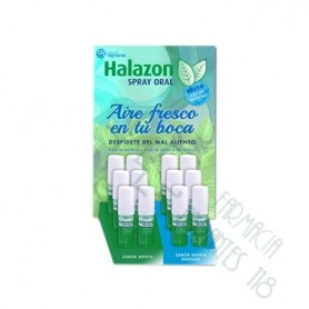 HALAZON SPRAY 10 G