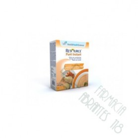 RESOURCE PURE 300 G PAVO CON ARROZ Y ZANAHORIAS
