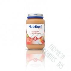 NUTRIBEN TERNERA CON PATATAS POTITO GRANDOTE 250 G