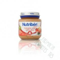NUTRIBEN TERNERA CON VERDURA POTITO INICIO 130 G
