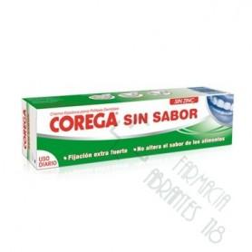 COREGA CREMA EXTRA FUERTE SIN SABOR ADHESIVO PROTESIS DENTAL 75 ML